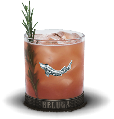 Beluga Hunting Lemon Tonic